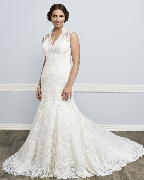 1609W gown from the 2016 Femme by Kenneth Winston collection, as seen on Bride.Canada