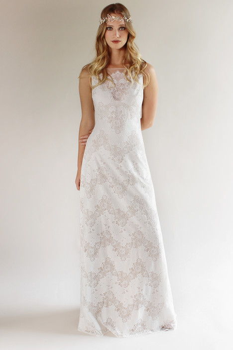 Monterey gown from the 2017 Claire Pettibone: Couture collection, as seen on Bride.Canada