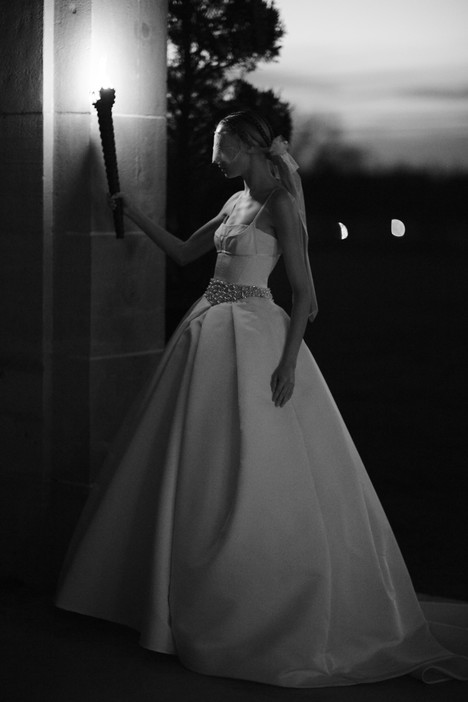 Winifred gown from the 2017 Vera Wang collection, as seen on Bride.Canada