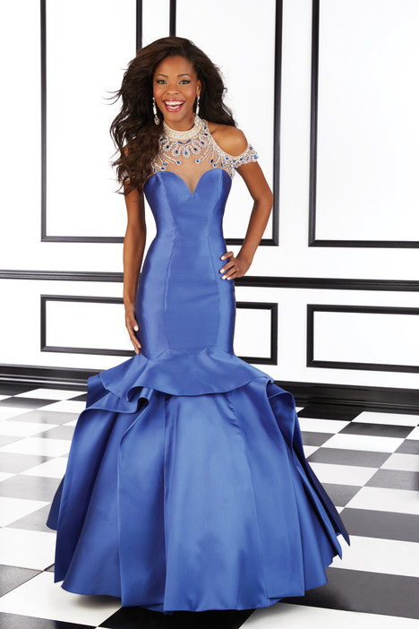 98601 (blue) gown from the 2016 Mori Lee Prom collection, as seen on Bride.Canada
