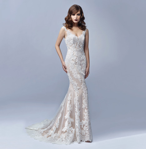 BT17-01 gown from the 2017 Enzoani Beautiful Bridal collection, as seen on Bride.Canada