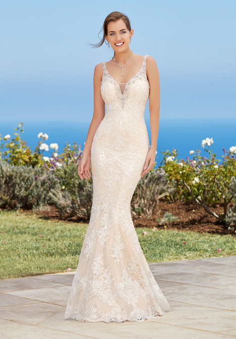 Astrid gown from the 2017 KittyChen collection, as seen on Bride.Canada