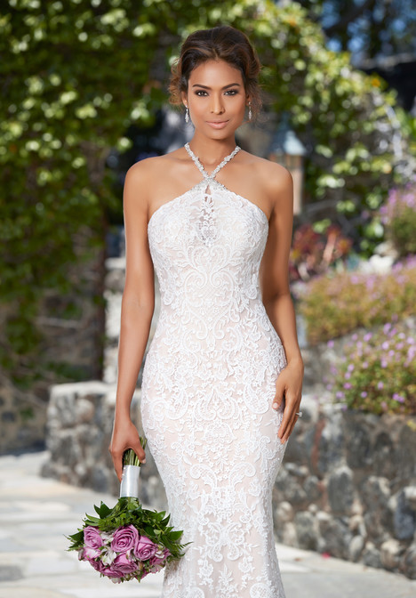 Danielle (2) gown from the 2017 KittyChen collection, as seen on Bride.Canada