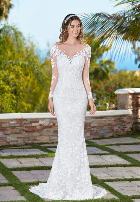 Talita (H1735) gown from the 2017 KittyChen collection, as seen on Bride.Canada