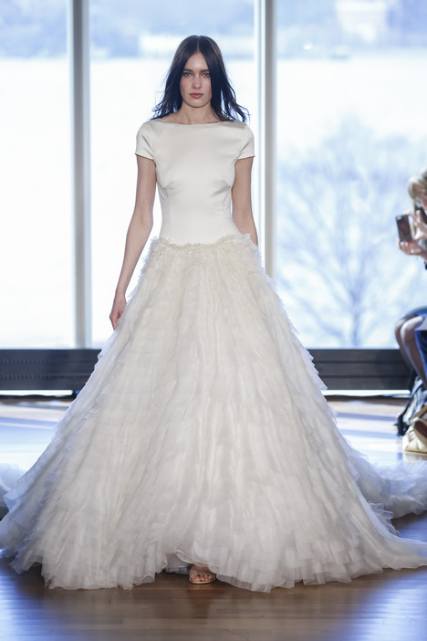 Bernadetta gown from the 2016 Rivini collection, as seen on Bride.Canada