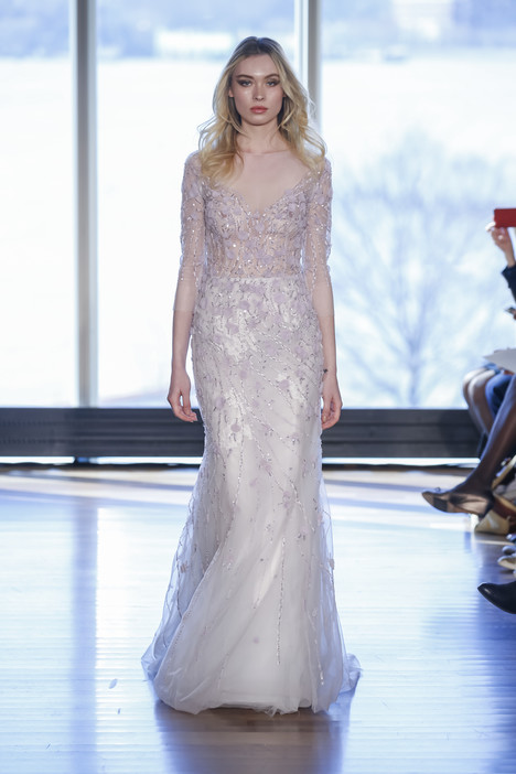 Didi gown from the 2017 Rivini collection, as seen on Bride.Canada
