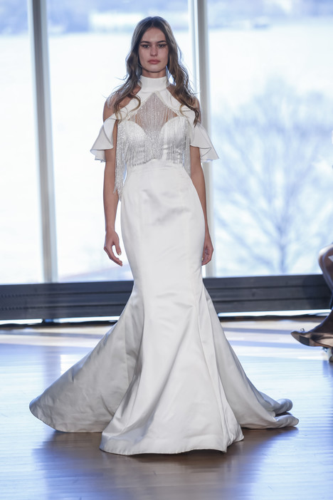 Donna gown from the 2017 Rivini collection, as seen on Bride.Canada