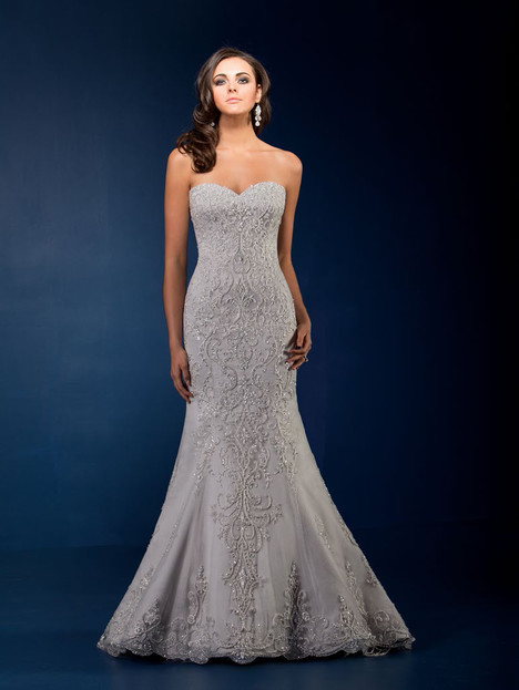 T162061 gown from the 2014 Jasmine Couture collection, as seen on Bride.Canada