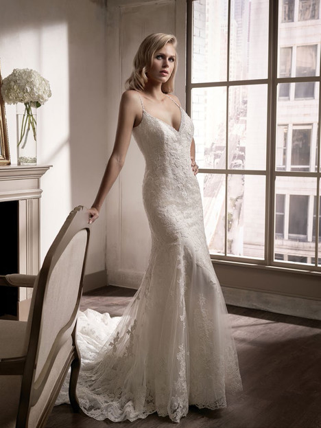 gown from the 2017 Jasmine Couture collection, as seen on Bride.Canada