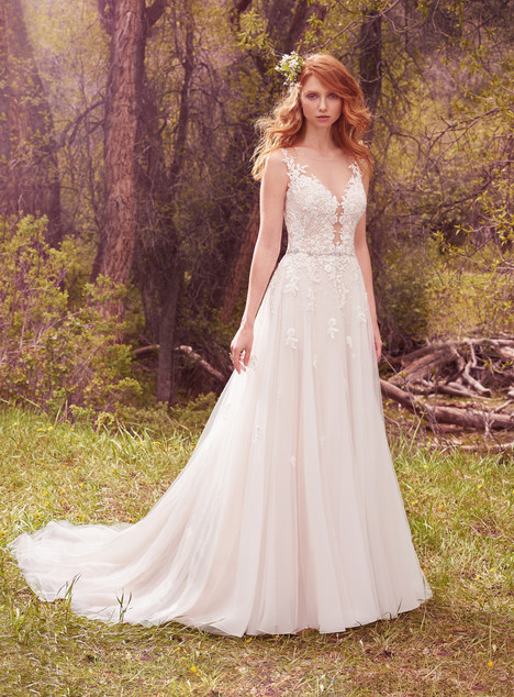 Avery gown from the 2017 Maggie Sottero collection, as seen on Bride.Canada