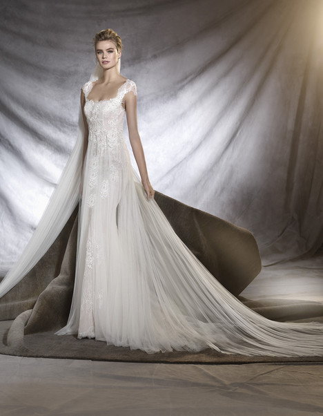 Oasis gown from the 2017 Pronovias collection, as seen on Bride.Canada