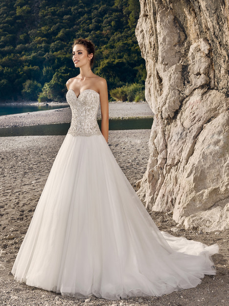 Margarita gown from the 2017 Eddy K Dreams collection, as seen on Bride.Canada