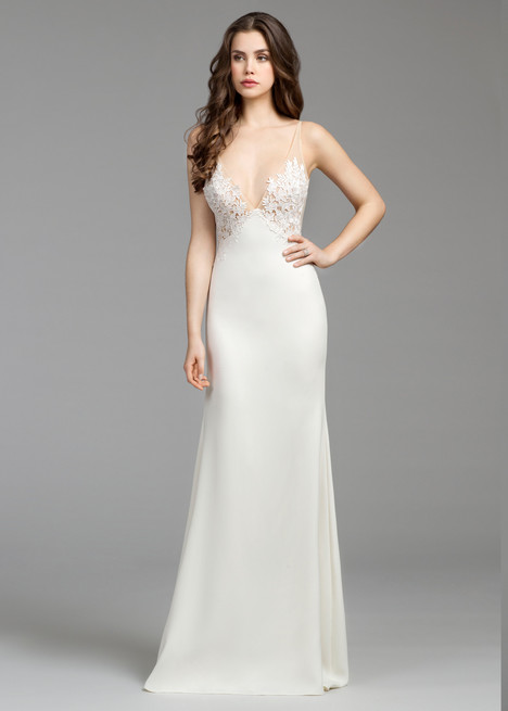 2651 gown from the 2016 Tara Keely collection, as seen on Bride.Canada