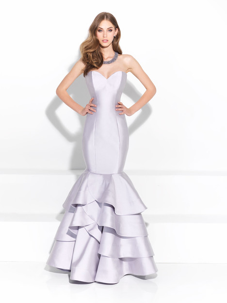 17-206 (silver) gown from the 2017 Madison James Special Occasion collection, as seen on Bride.Canada