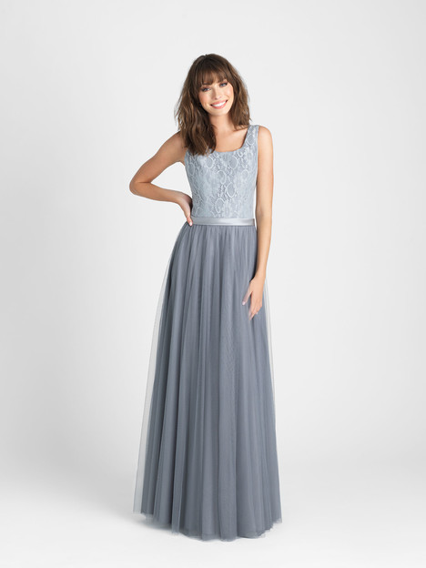 1510 gown from the 2017 Allure Bridesmaids collection, as seen on Bride.Canada