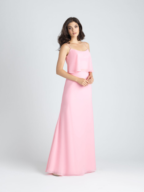 1525T + 1532S gown from the 2017 Allure Bridesmaids collection, as seen on Bride.Canada