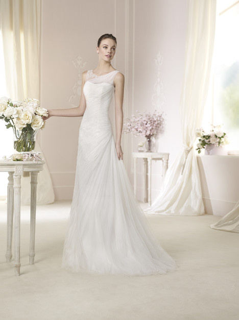 Dalal gown from the 2014 Pronovias collection, as seen on Bride.Canada