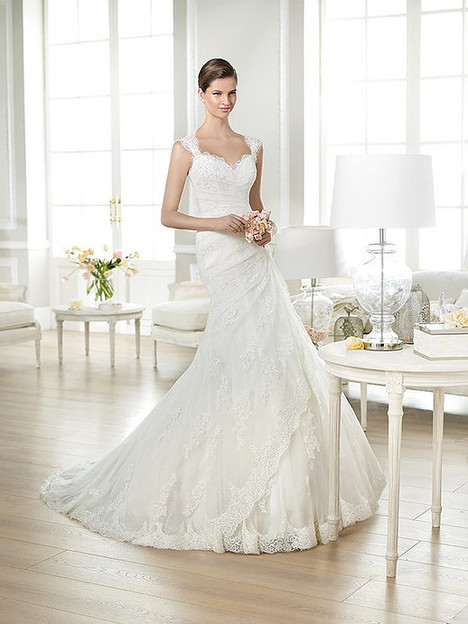 Jalil gown from the 2014 Pronovias collection, as seen on Bride.Canada
