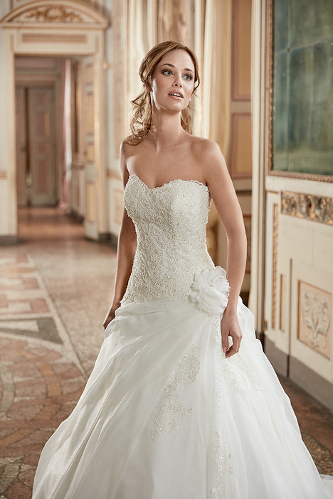gown from the 2016 Eddy K collection, as seen on Bride.Canada