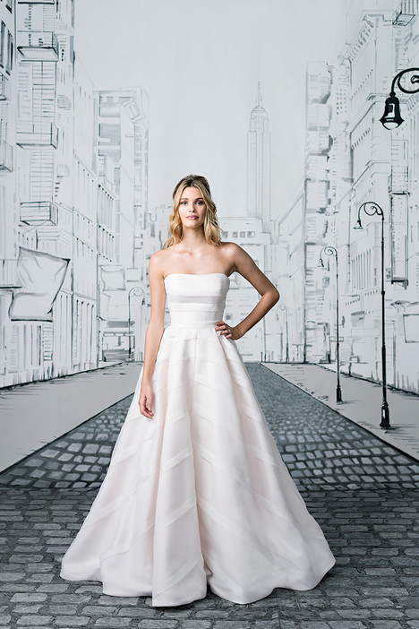 gown from the 2017 Justin Alexander collection, as seen on Bride.Canada