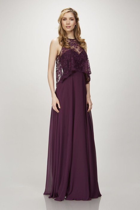 910101 - Hannah gown from the 2016 Theia Bridesmaids collection, as seen on Bride.Canada
