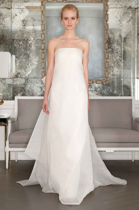 RK7401 gown from the 2017 Romona Keveza Collection collection, as seen on Bride.Canada