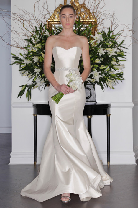 L6133 gown from the 2016 Legends Romona Keveza collection, as seen on Bride.Canada