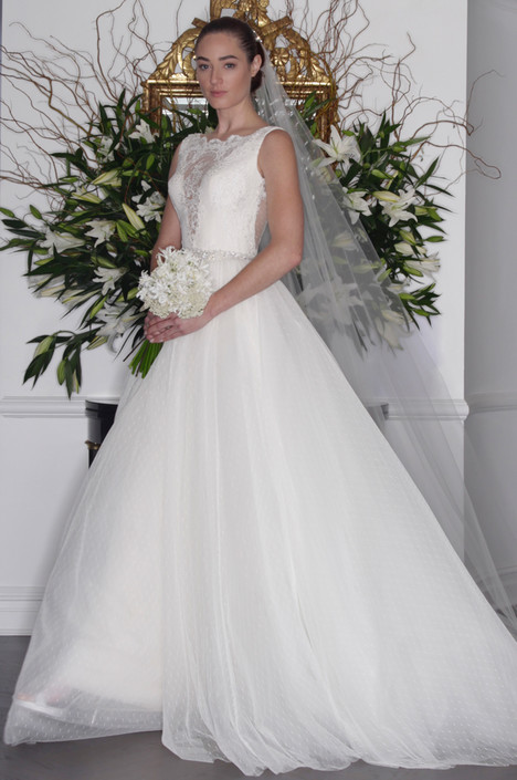 L6138 gown from the 2016 Legends Romona Keveza collection, as seen on Bride.Canada
