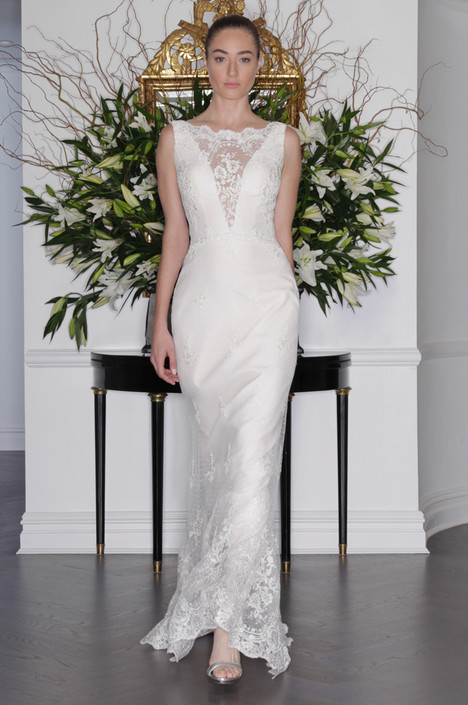 L6139 gown from the 2016 Legends Romona Keveza collection, as seen on Bride.Canada
