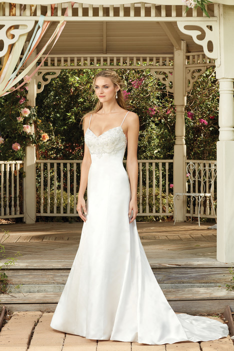 Bluebell (2275) gown from the 2017 Casablanca Bridal collection, as seen on Bride.Canada