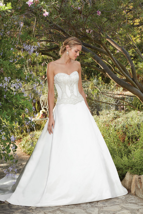 Daylily (2278) gown from the 2017 Casablanca Bridal collection, as seen on Bride.Canada