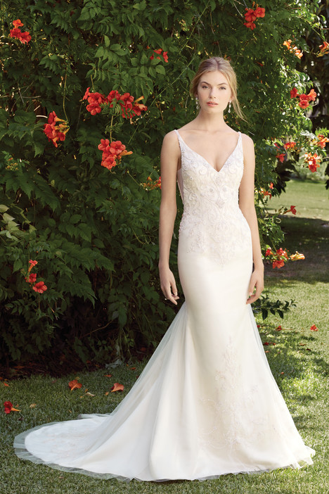 Buttercup (2280) gown from the 2017 Casablanca Bridal collection, as seen on Bride.Canada