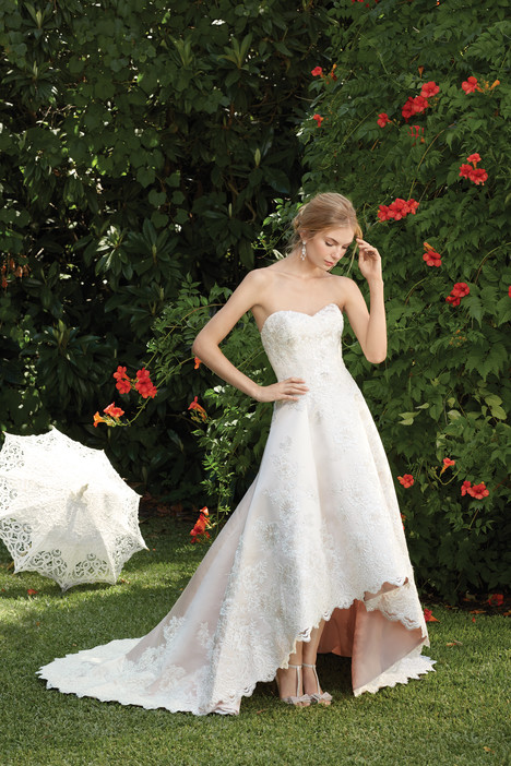Clover (2283) gown from the 2017 Casablanca Bridal collection, as seen on Bride.Canada