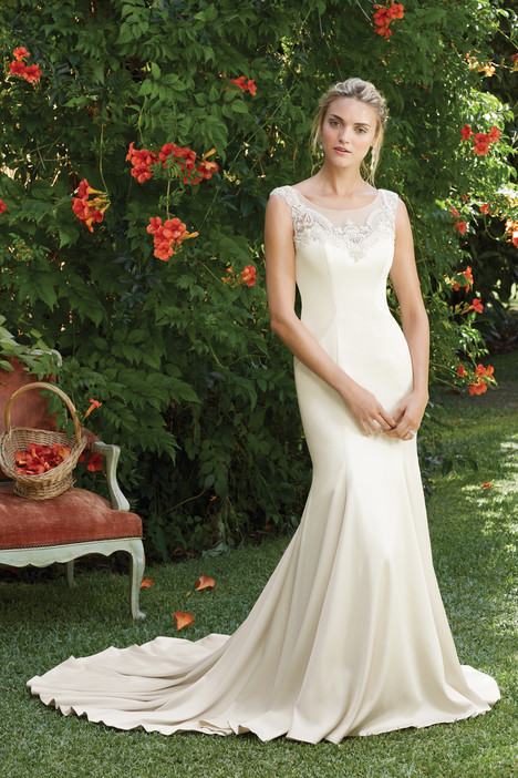 Petunia (2284) gown from the 2017 Casablanca Bridal collection, as seen on Bride.Canada