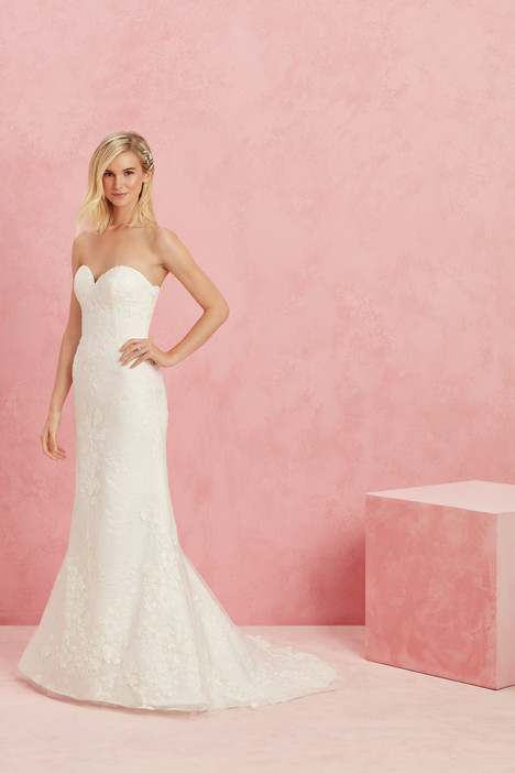 Empathy (BL228) gown from the 2017 Beloved By Casablanca collection, as seen on Bride.Canada