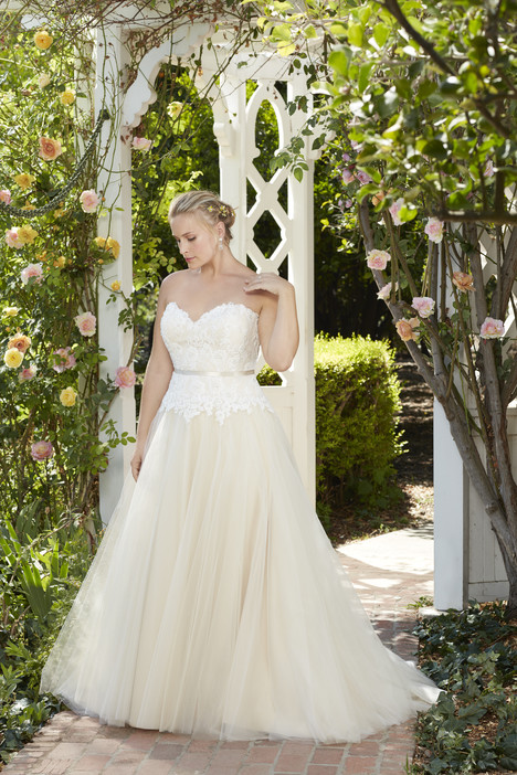 Hydrangea (2282) (2) gown from the 2017 Casablanca Bridal collection, as seen on Bride.Canada