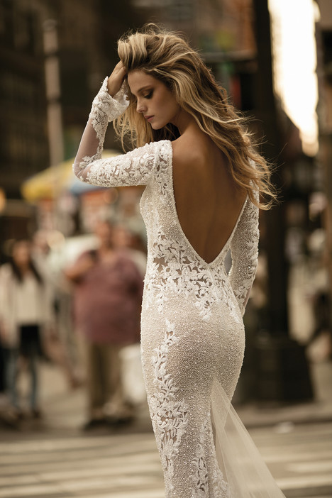 gown from the 2017 Berta Bridal collection, as seen on Bride.Canada