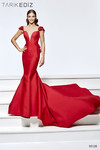 Tarik Ediz: Evening Dress 93128