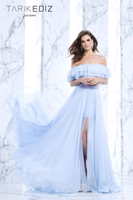 50101 gown from the 2017 Tarik Ediz: Prom collection, as seen on Bride.Canada