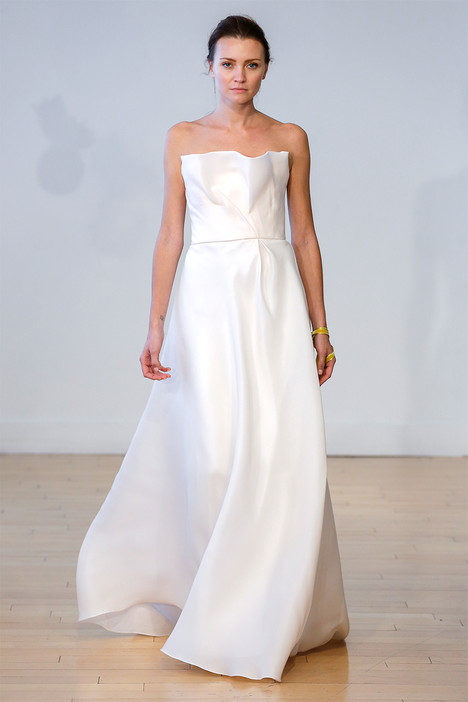 Rosea gown from the 2017 Carol Hannah collection, as seen on Bride.Canada