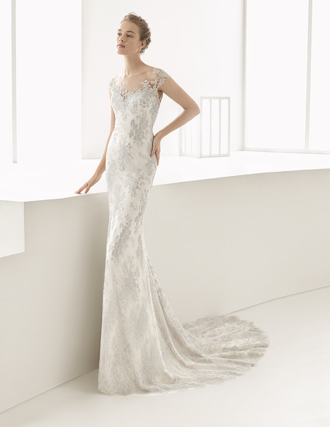 Naia (11109) gown from the 2017 Rosa Clara Couture collection, as seen on Bride.Canada