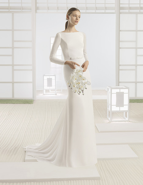Warranty (1K117) gown from the 2017 Rosa Clara: Soft collection, as seen on Bride.Canada