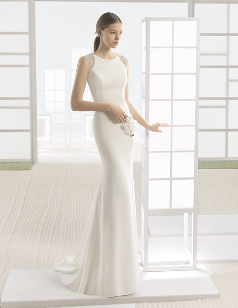 Warren (1K118) gown from the 2017 Rosa Clara: Soft collection, as seen on Bride.Canada