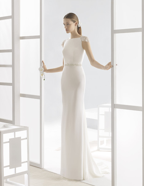 Watt (1K121) gown from the 2017 Rosa Clara: Soft collection, as seen on Bride.Canada