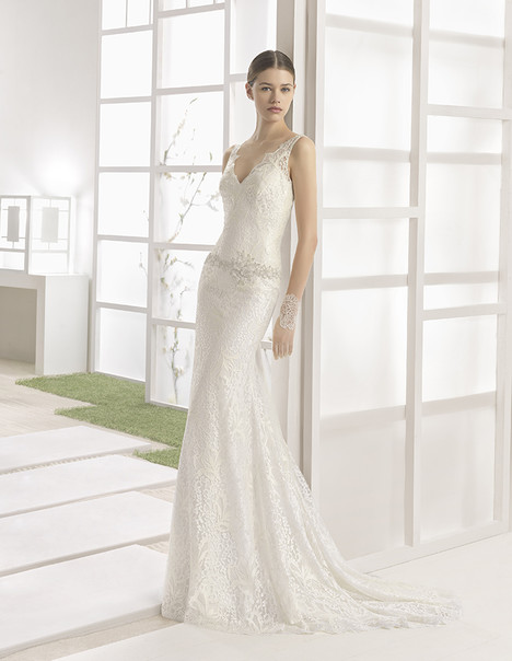 Wayna (1K223) gown from the 2017 Rosa Clara: Soft collection, as seen on Bride.Canada