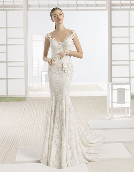 Wazir (1K125) gown from the 2017 Rosa Clara: Soft collection, as seen on Bride.Canada