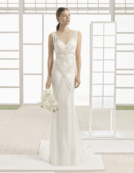Wiken (1K137) gown from the 2017 Rosa Clara: Soft collection, as seen on Bride.Canada