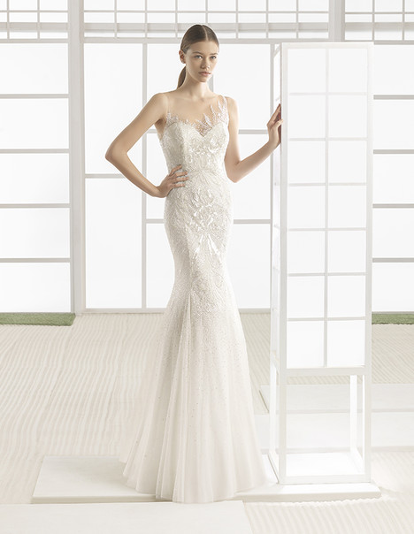 Wilfred (1K139) gown from the 2017 Rosa Clara: Soft collection, as seen on Bride.Canada