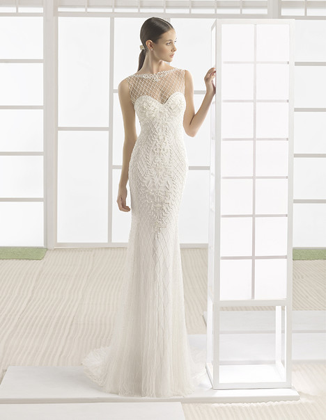 William (1K142) gown from the 2017 Rosa Clara: Soft collection, as seen on Bride.Canada