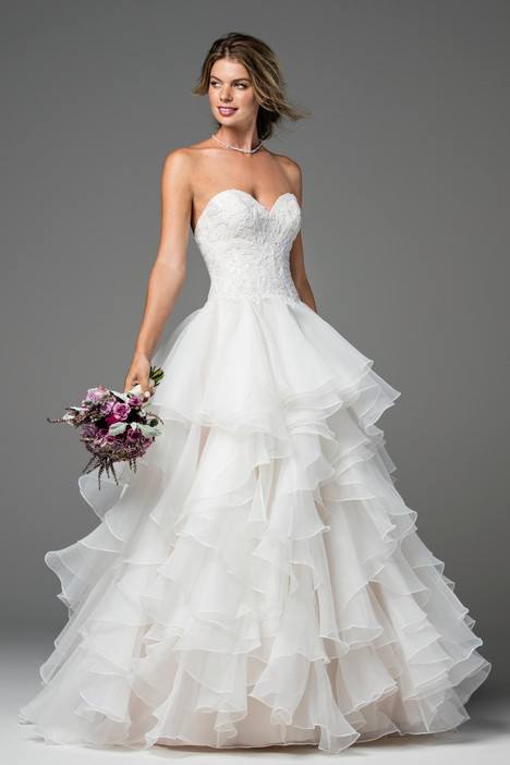 18001 gown from the 2017 Wtoo Brides collection, as seen on Bride.Canada